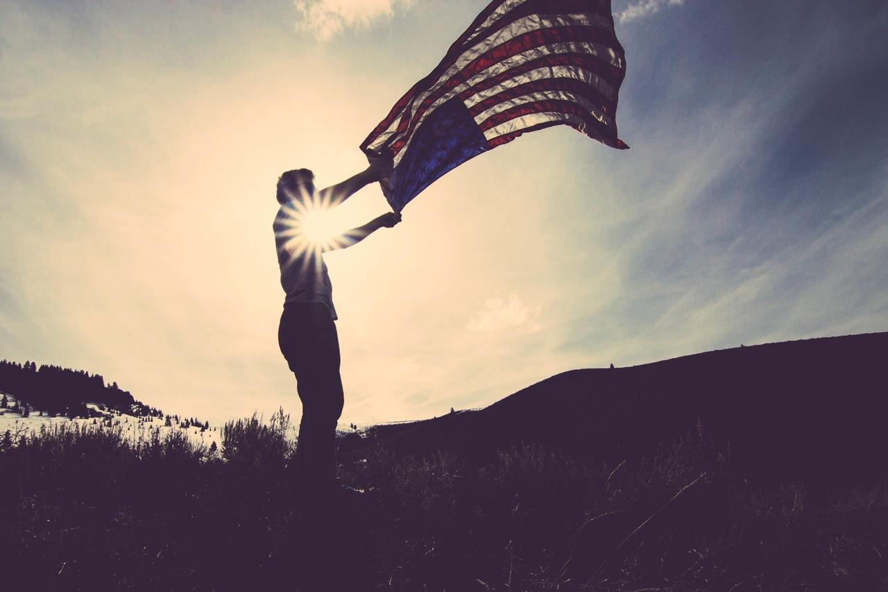 sunset-flag-america-fields-1